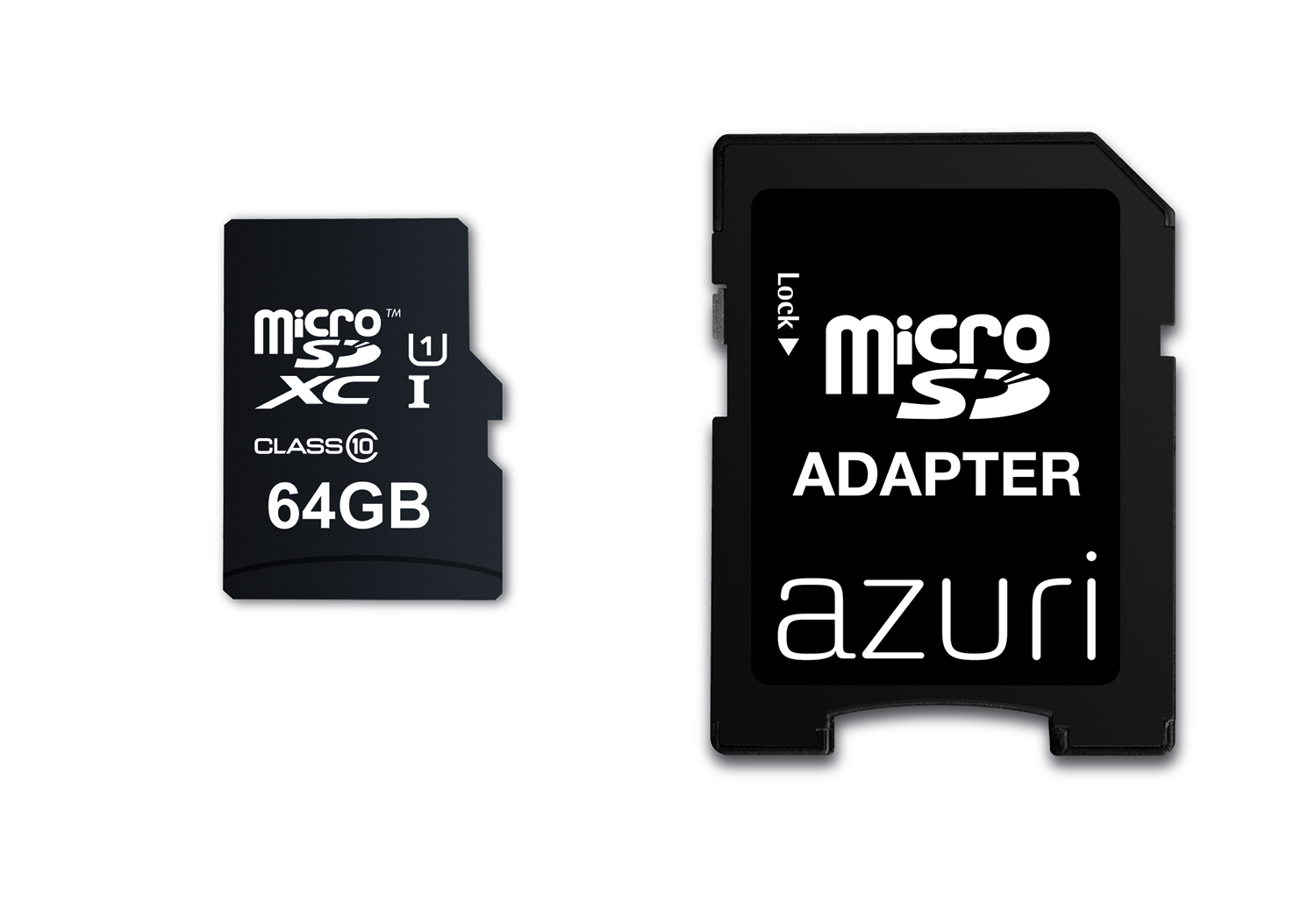 Azuri 64gb Micro Sdxc Card Class 10 90mb S With Sd Adapter Samsung 64 Gb Pro Sdhc
