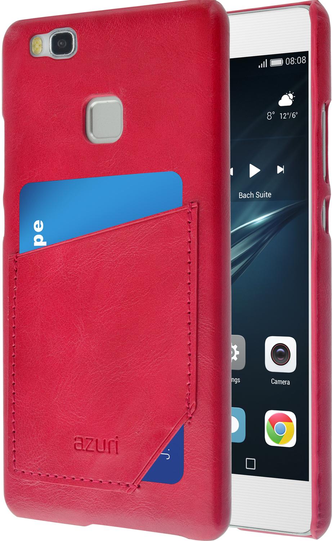 azuri cover chic red for huawei p9 lite azuri mobile. Black Bedroom Furniture Sets. Home Design Ideas