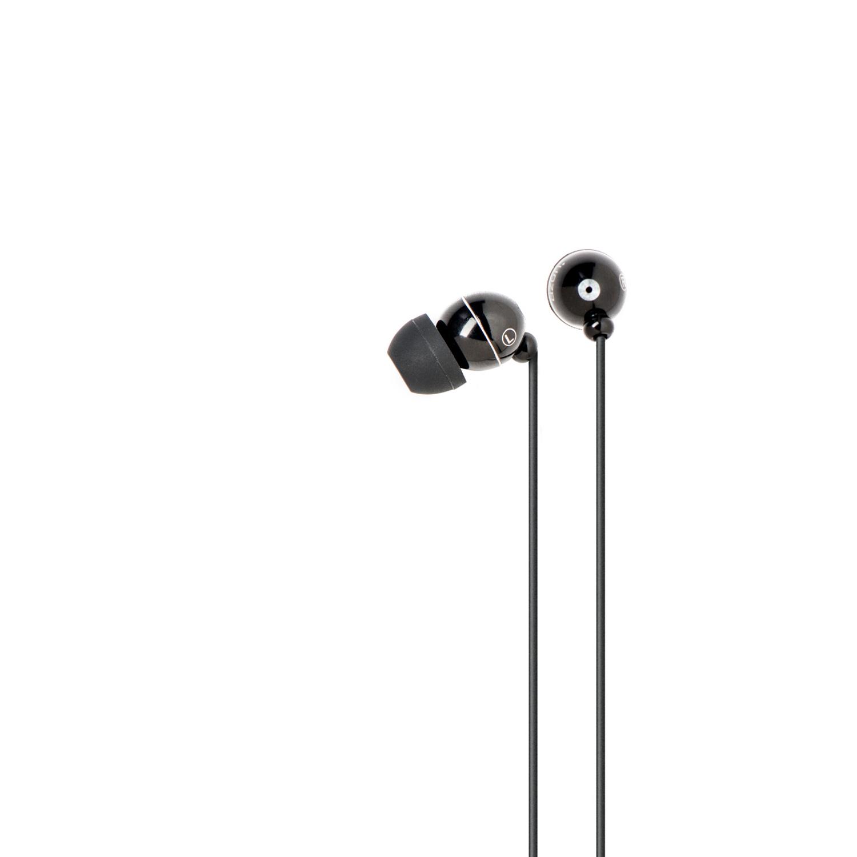Azuri Stereo Portable Handsfree Headset Black 35 Mm Universal Hansfree