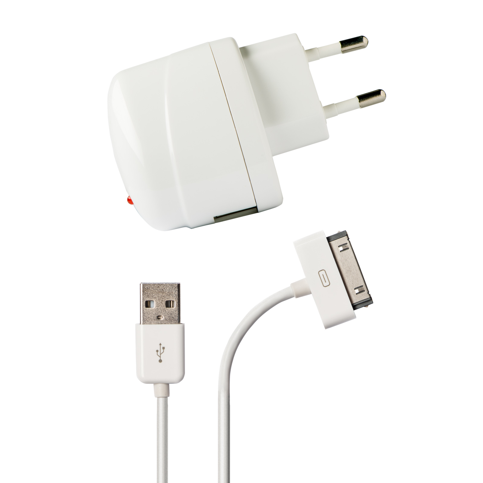 Chargeur Iphone Contact
